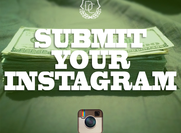 Submit Your Instagram Contest #dkcoftheweek