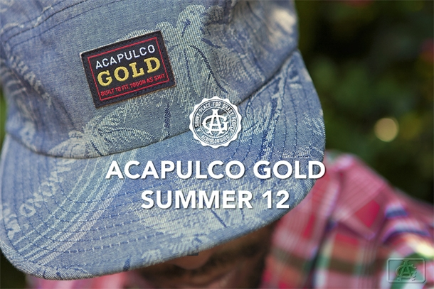 Acapulco Gold 2012 Summer Lookbook