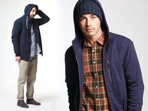 SLVDR 2012 Fall / Winter Lookbook