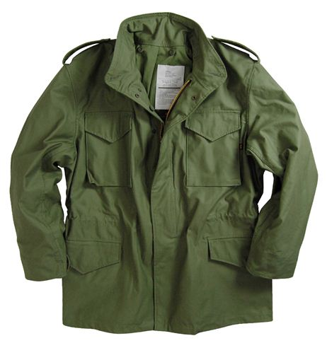 Alpha Industries M-65 Field-Coat
