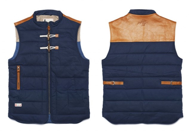 STYLEWISE: Marshall Artist Tailored Gilet