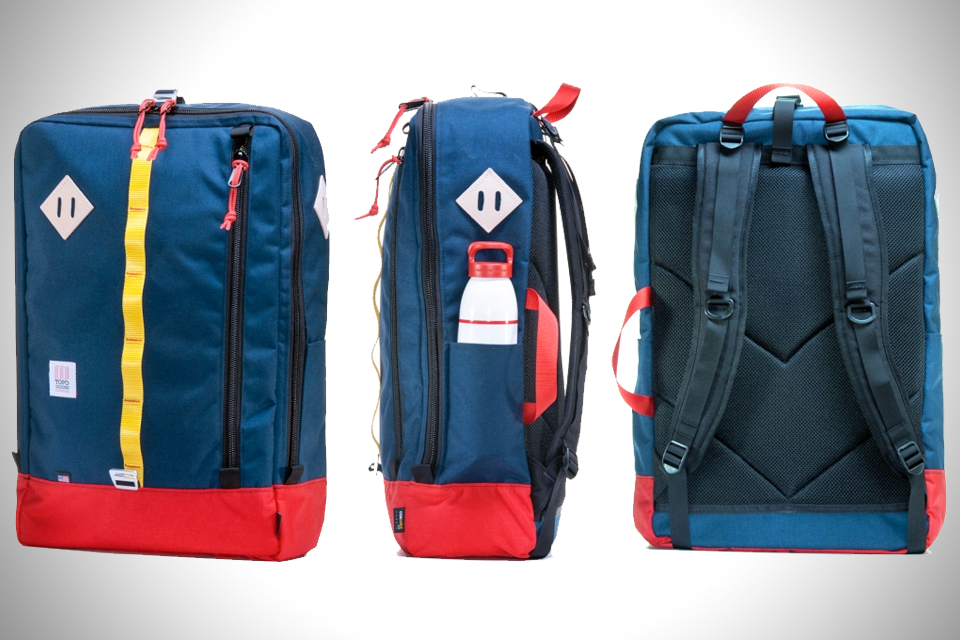 Topo Designs Travel Bag - Direkt Concept