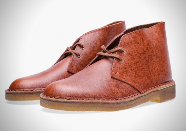STYLEWISE: Clarks Originals x Horween Leather Company Desert Boot