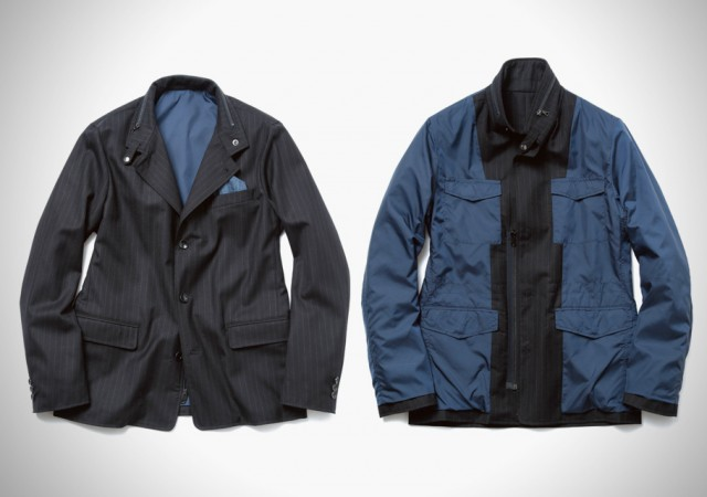 uniform experiment Reversible M-65 Jacket