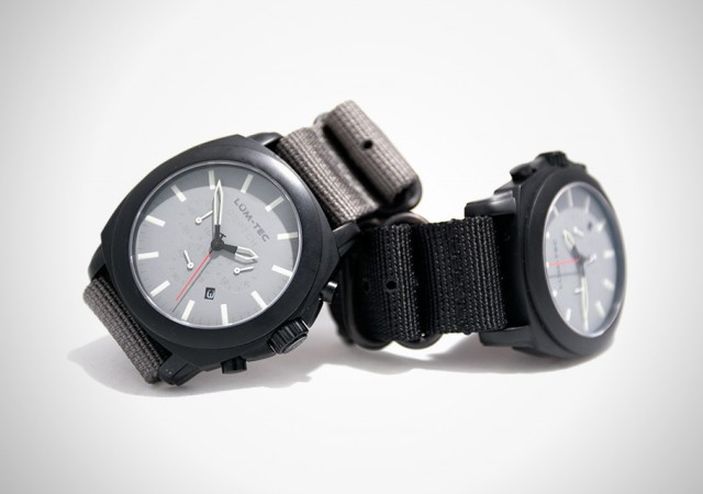 DSPTCH x Lumtech M46 Chronograph Watch