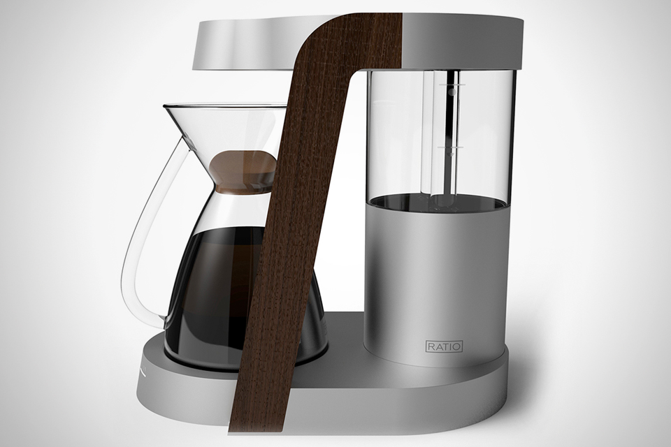 Ratio 8 Coffee Maker Review : Ratio Eight Coffee Machine - Direkt Concept