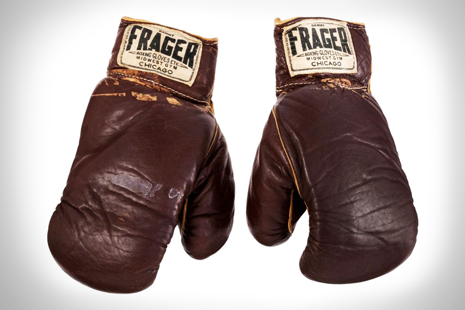 1964 Muhammad Ali Fight Worn Gloves-00