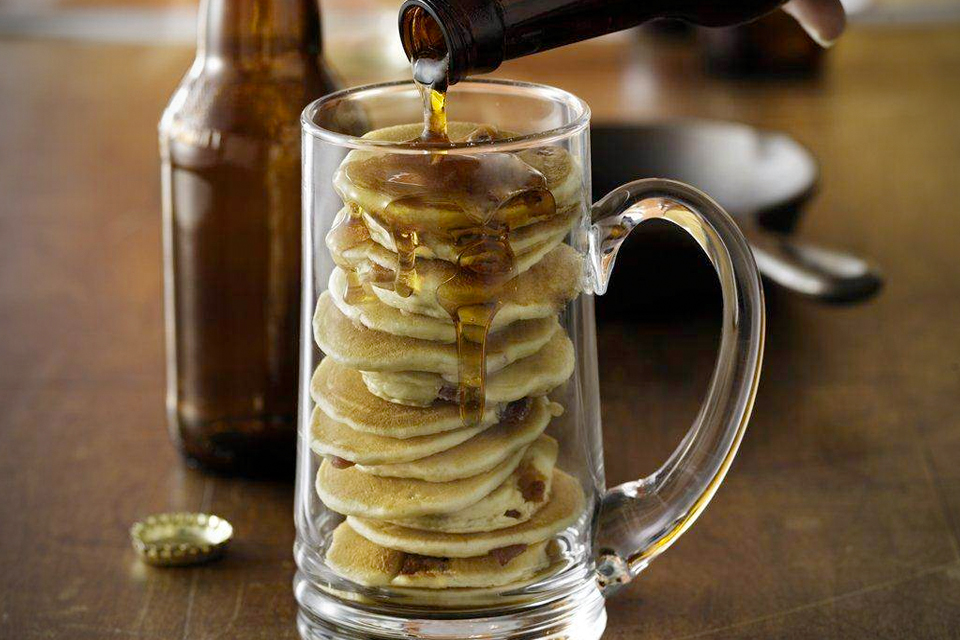 Beer-Bacon-Pancakes