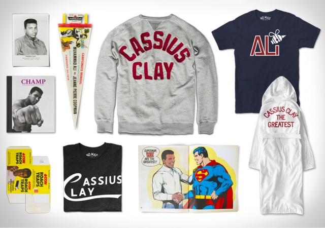 No Mas NYC Cassius Clay Collection