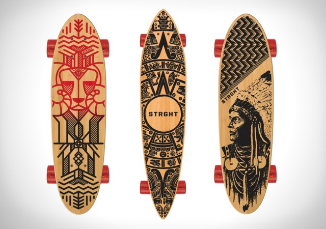 STRGHT Skateboards