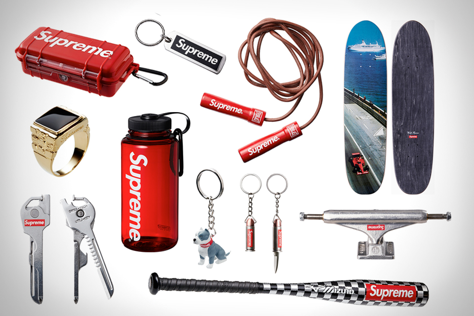 Supreme Spring Summer 2014 Accessories Collection
