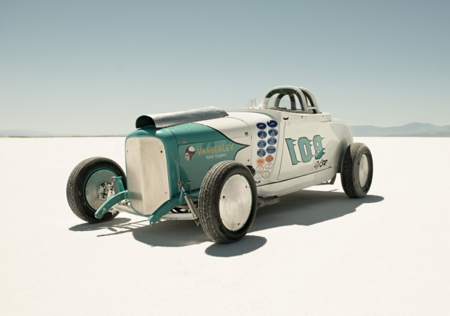 Eye-Captivating Images from Bonneville Salt Flats