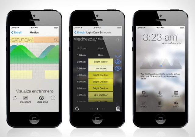 The Entrain App Prevents Jet Lag