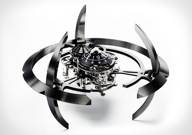 This Intricate Clock is Taking Time to Another Level
