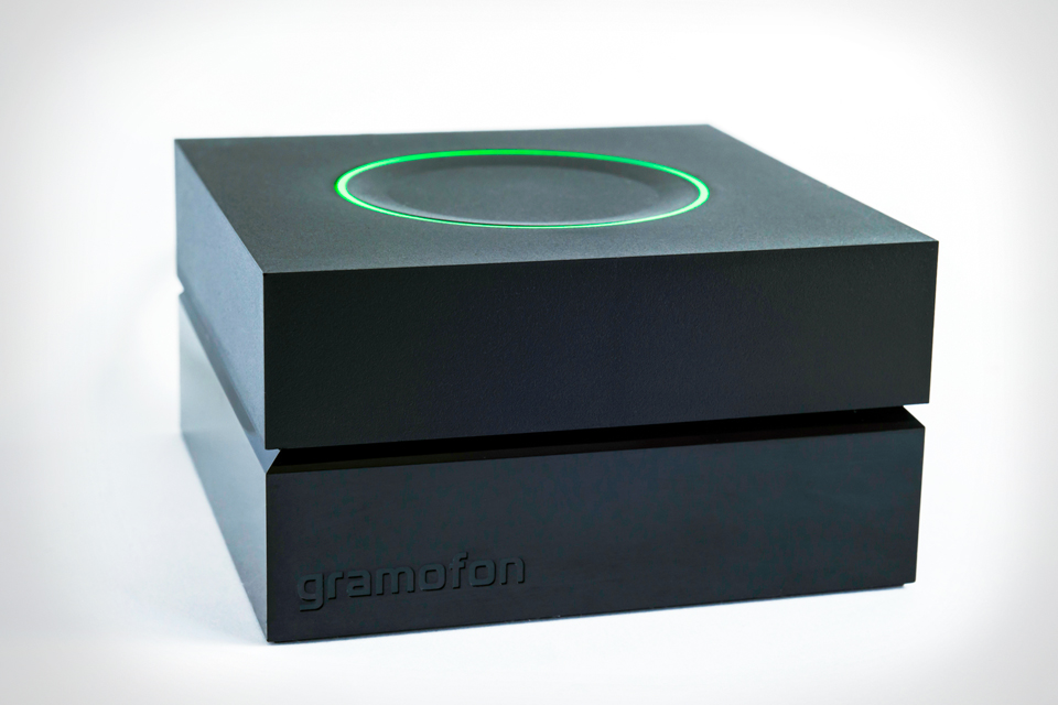 Gramofon is a Modern Jukebox