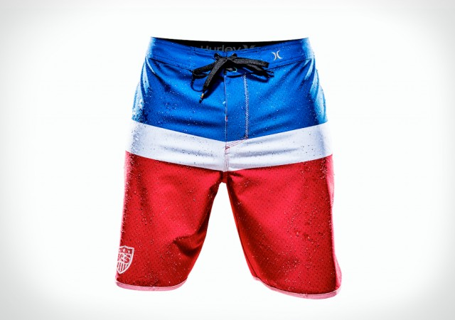 Hurley 2014 Phantom National Team Boardshorts