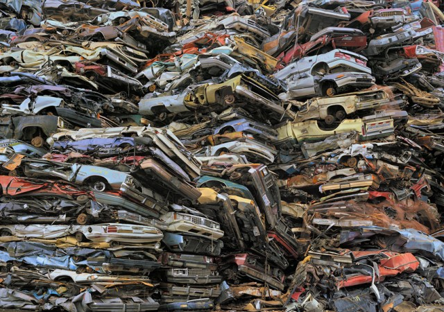 Photographs of Mass Consumption Will Make You Wonder