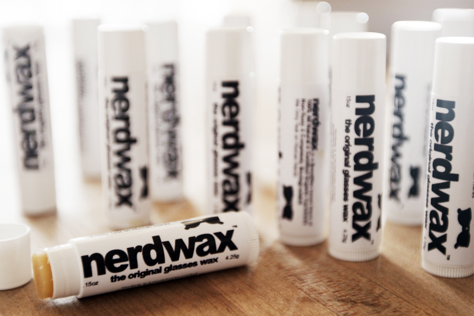 Nerdwax Wants to Prevent Your Glasses From Falling Off Your Face ...