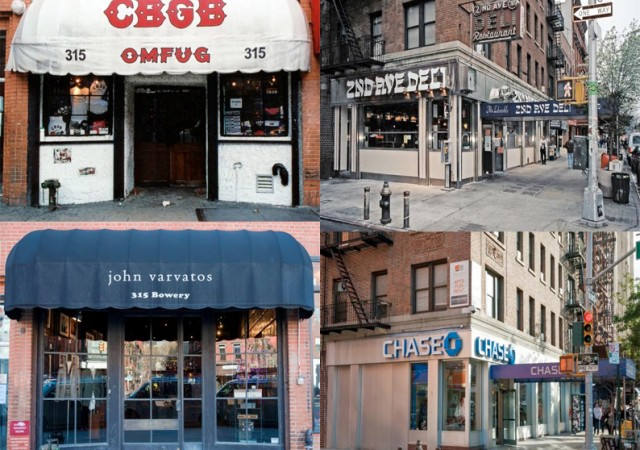 Then and Now: 10 Years of New York City Storefronts