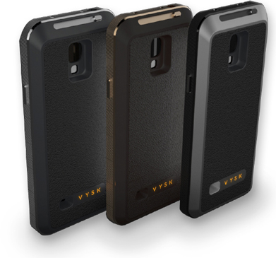 The Vysk Q1 Phone Case Protects Your Privacy Direkt Concept
