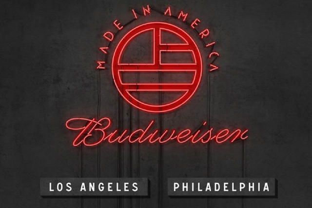 Budweiser 'Made in America' Festival Lineup (Philadelphia & Los Angeles)