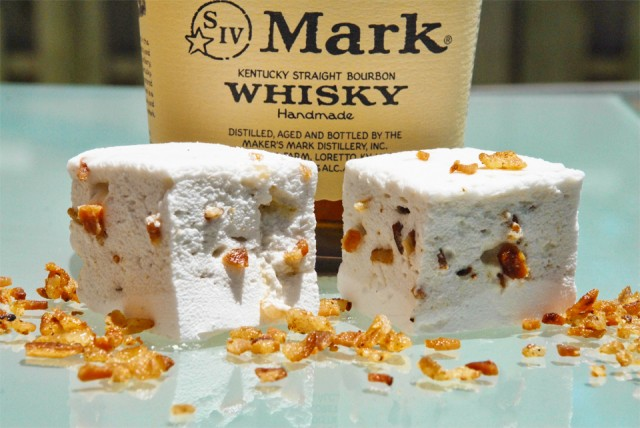 Liquor Infused Marshmallows