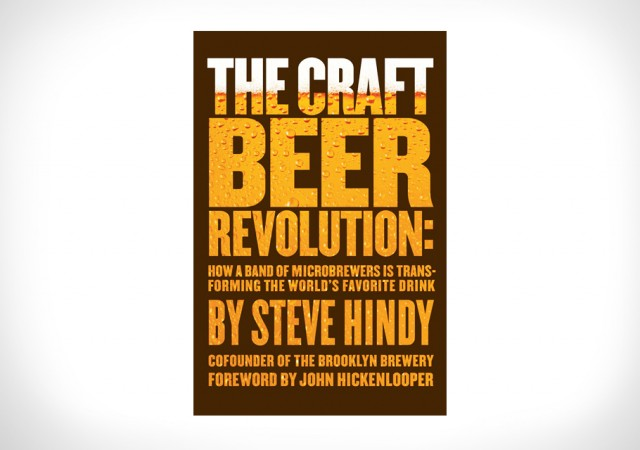 Learn About the Revolution of Craft Beer with this Book