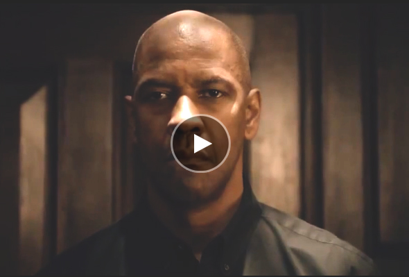 Watch 'The Equalizer' Trailer Starring Denzel Washington