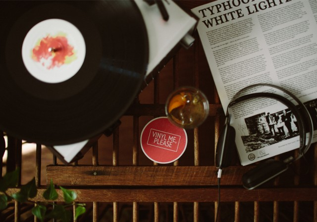 A Subscription-Based Service for Vinyl and Booze