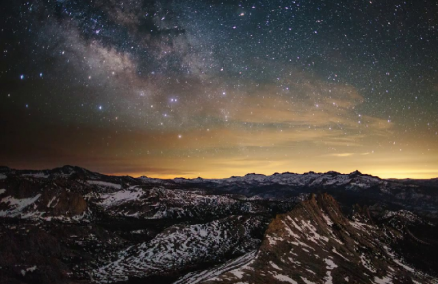 Breathtaking Time-Lapse of Yosemite National Park