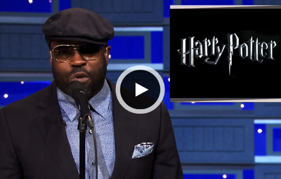 Watch Black Thought of The Roots Freestyle About Harry Potter