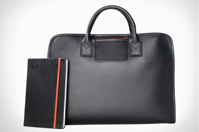 citizenM x Travelteq Trash Laptop Bag