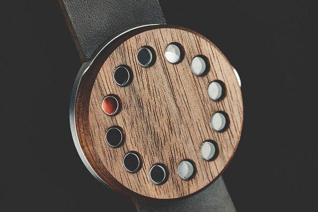 Grovemade Introduces Wood Watches