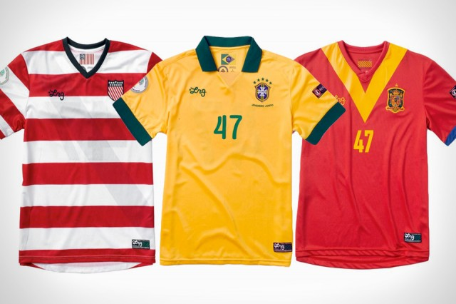 LRG 2014 World Cup Capsule Collection