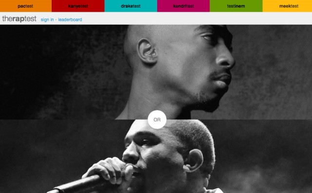 The Rap Test Challenges Your Hip-Hop Knowledge