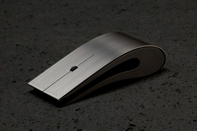 This Titanium Mouse Isn't Made by Apple