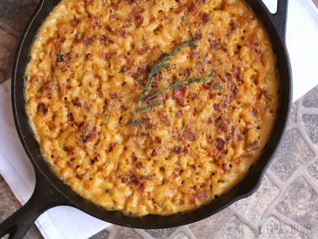 Garlic-Bacon-and-Beer-Macaroni-and-Cheese-02
