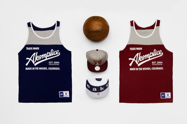 Akomplice Celebrates 10 Years with Mitchell & Ness