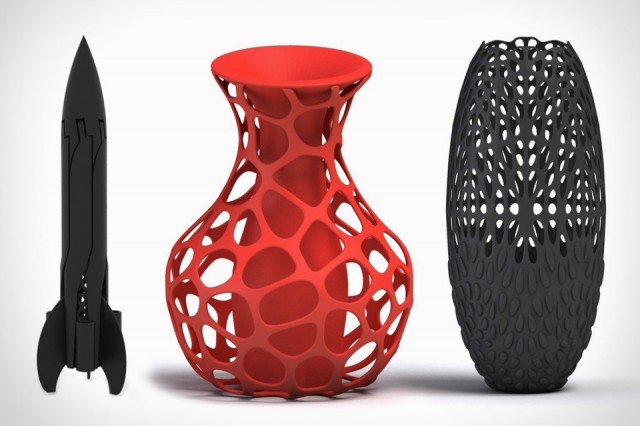 Amazon Introduces Custom 3D Printing Store