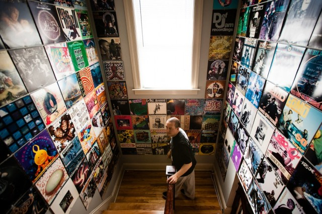 Enormous Record Collections Show True Dedication to Music