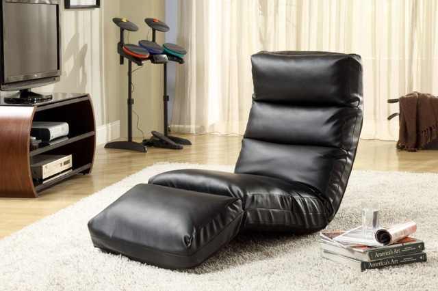 This Gaming Lounge Chair is Perfect for Rainy Days