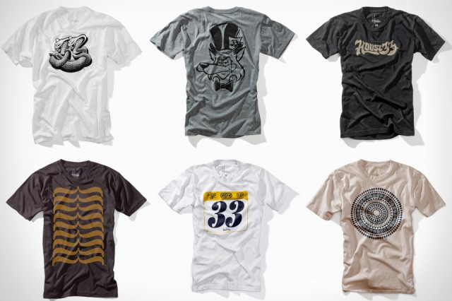 House 33 Tees by House Industries