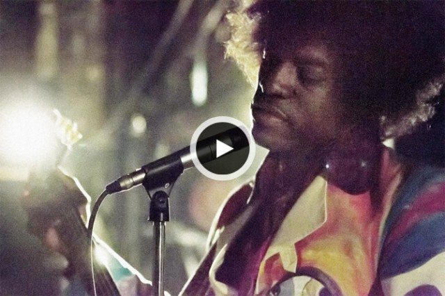 Watch the Trailer for 'Jimi: All Is by My Side' Starring Andre 3000