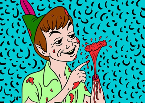 Dave Bell's Psychedelic GIFs are a Trip