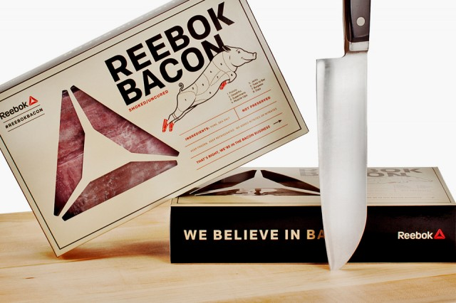 Reebok Bacon Was Made for CrossFit Games