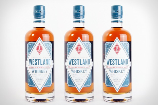Westland Whiskey is American Made Whiskey at it's Finest