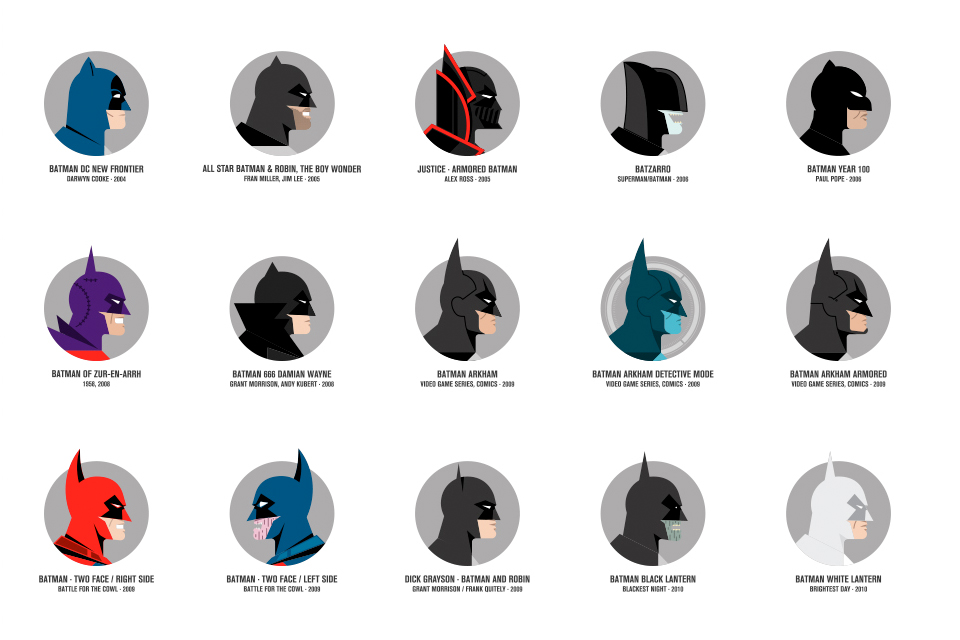 Poster Posse Celebrates 75 Years of Batman