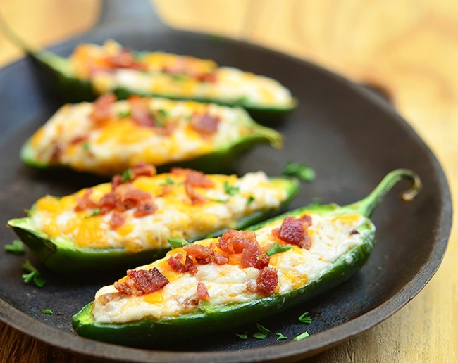 Weekend Recipe: Fresh Jalapeno Poppers - Direkt Concept