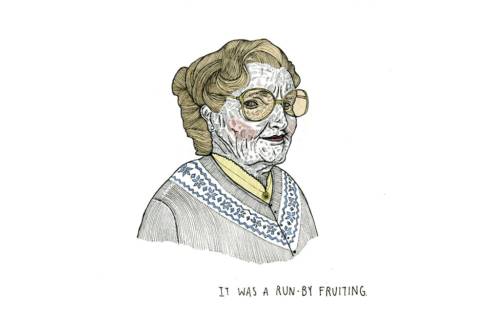 Illustrations Paying Tribute to Robin Williams