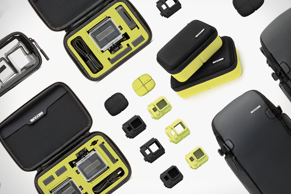 Incase Introduces Action Camera Collection